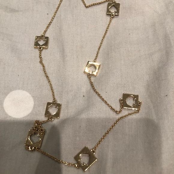 "kate spade Jewelry - Kate Spade 18"" necklace"